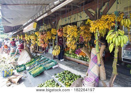 Market In Galle, Sri Lanka