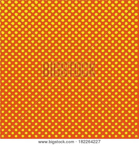 Abstract colorful halftone dots horizontal vector illustration. stock art