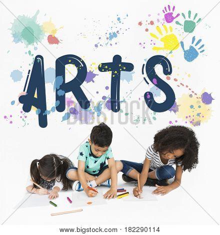 Arts Artist Creation Imagination Impression Style