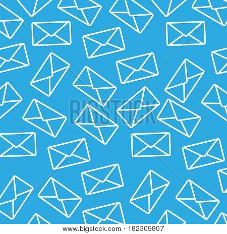 envelope mail concept isolated icon vector illustration design