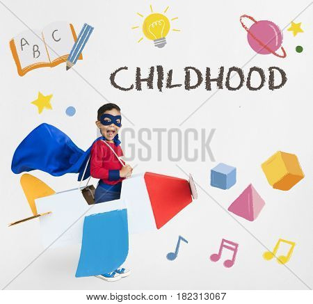 Learning Fun Childhood Imagination Education