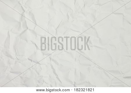 a white paper for background in studio light