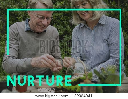 Nurture Nature Eco Friendly Concept