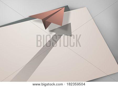 Focus Paper Airplane Concentration Goals Target Concept