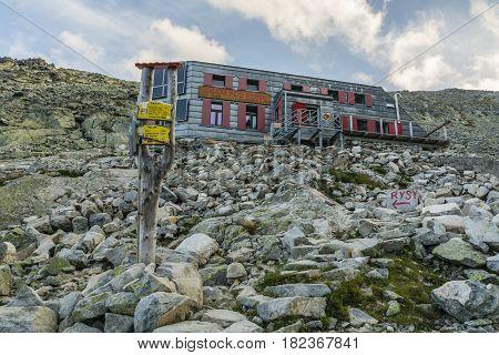 Mountain Cottage In The High Tatras - Chata Pod Rysmi.