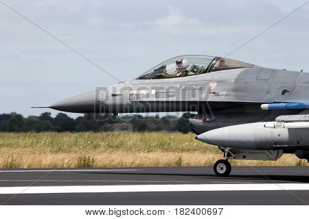 F-16 Fighter Jet Aircraft
