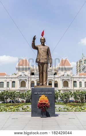 Ho Chi Minh Statue