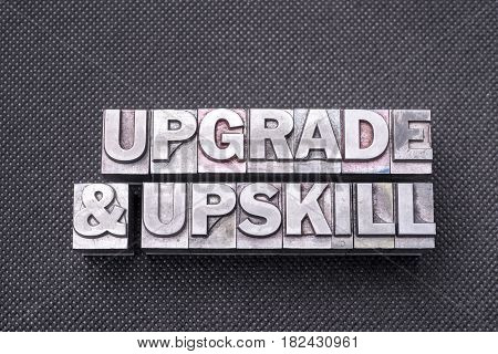 Upgrade And Upskill Bm