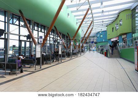Barnsley Station