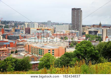 Sheffield Uk