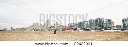 Scheveningen Pier At Scheveningen, The Netherlands