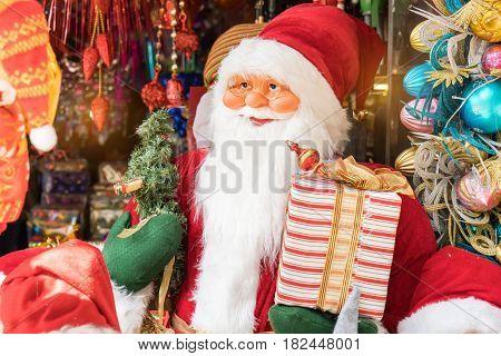 toy Santa Claus