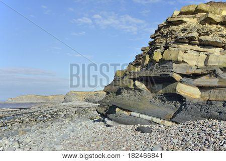 Shale & Lias Cliffs