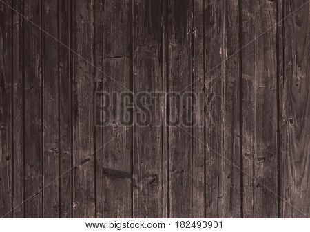 Dark Mahogany Brown Wood Tone Textured Background