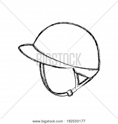 Horse riding equipment accesory icon vector illustration graphic design