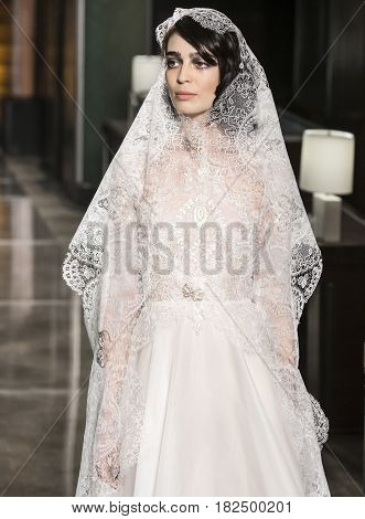 Reem Acra - Spring 2018 Collection - New York Fashion Week Bridal