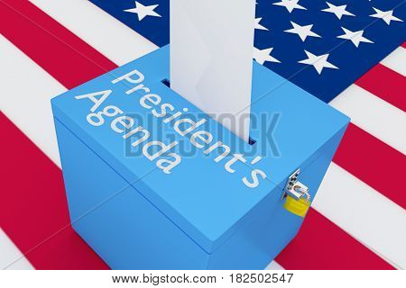 President's Agenda Concept