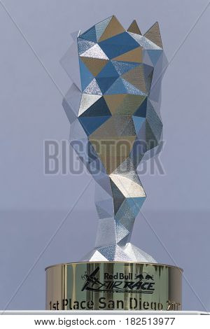 Red Bull Air Race World Championship Trophy San Diego Stage