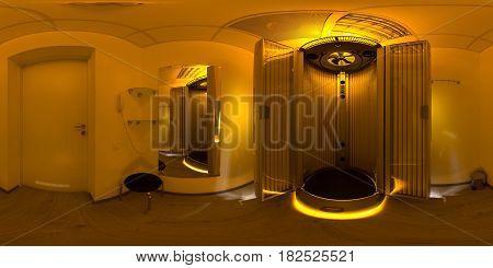 Room With Solarium