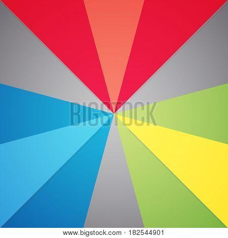 Color Circle Spectrum Twelve