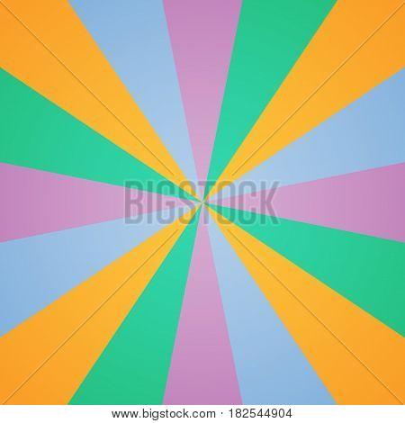 Color Circle Spectrum Sixteen