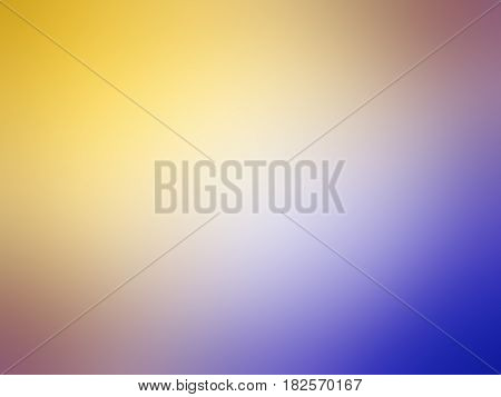 Abstract Gradient Orange Purple Colored Blurred Background