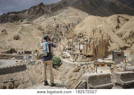 Landscape Of Ladakh, Northern India