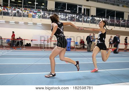 Turkcell Turkish Youth Indoor Championships