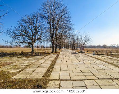 Pliska, Bulgaria, National Historical And Archaeological Reserve