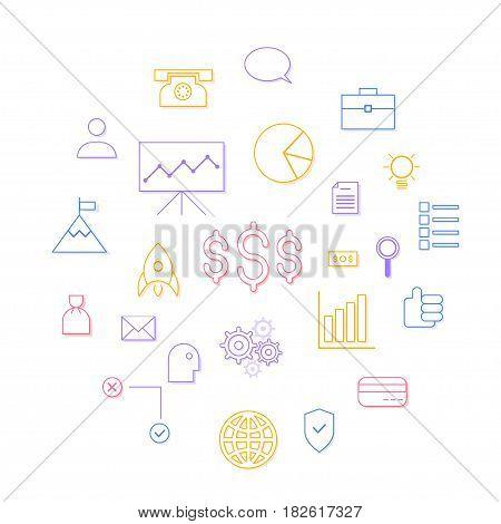 Growth chart, analytics, stock growth, company productivity, efficiency, success development