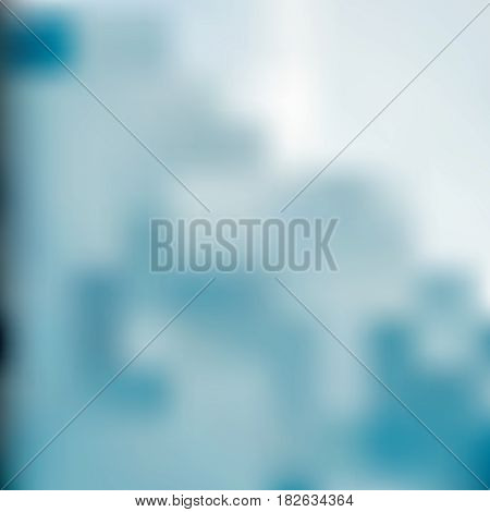 Clean Abstract Blur Light Background