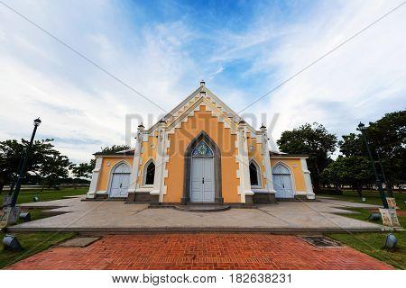Christian Building, Ayutthaya