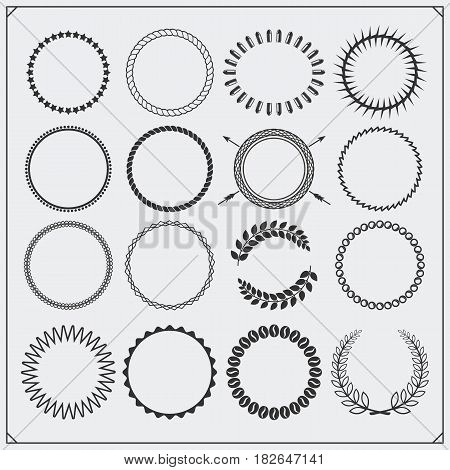 background, border, chain, circle, circular, classic, collection, creative, decor, decoration, decorative, edge, elegant, element, filigree, flash, frame, framework, graphic, icon, label, ornament, ornamental, ornate, pattern, point, round, set, shape, si