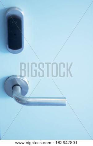 Luxury Hotel Bedroom Door