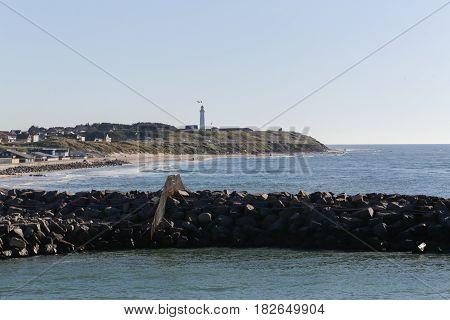 The Hirtshals Coastline