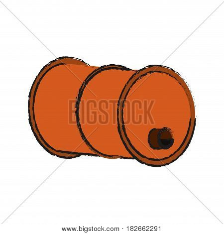 barrel oil industry related icons image vector illustration design