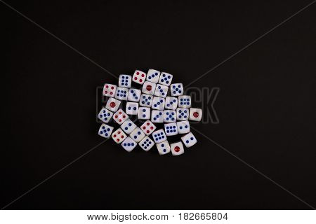 Mix Side Up Dice