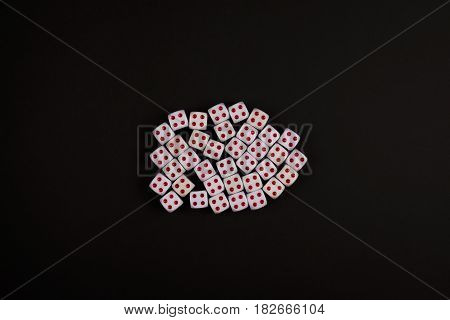 Four Side Up Dice