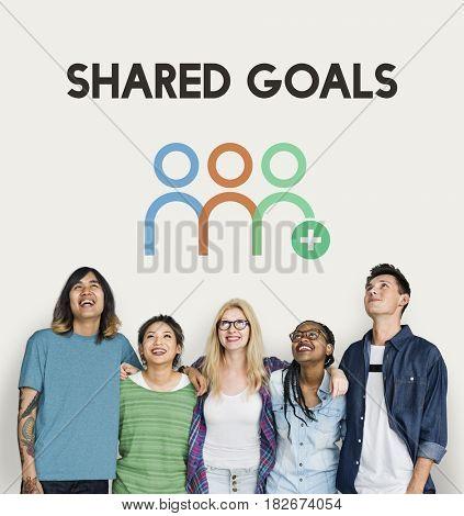 Teamwork Shared Goals Togetherness Collaboration