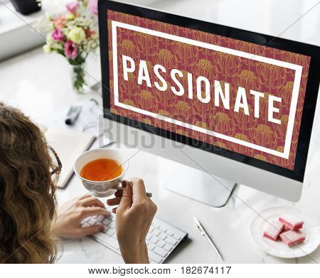 Passion Attraction Desire Energy Interest