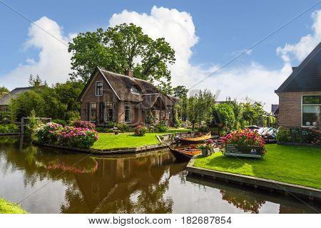 Village Around Canals