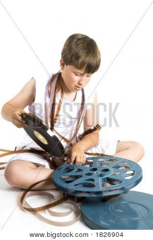 Winding Up Celluloid