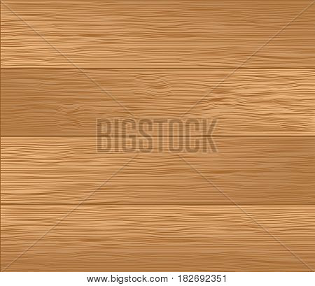 Light wooden texture. Vector illustration. Parquet element