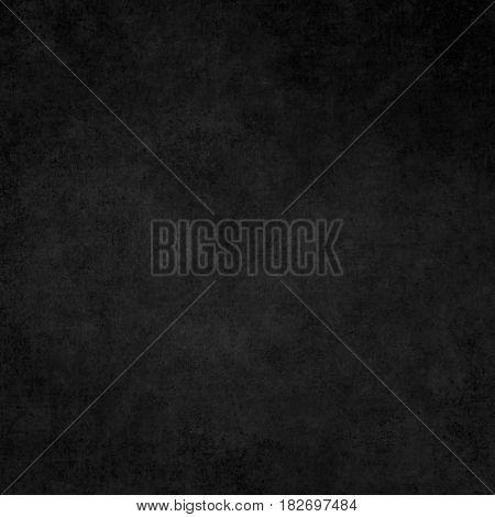 Black designed grunge background. Vintage abstract texture