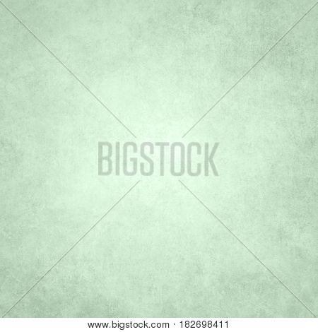 Green designed grunge background. Vintage abstract texture