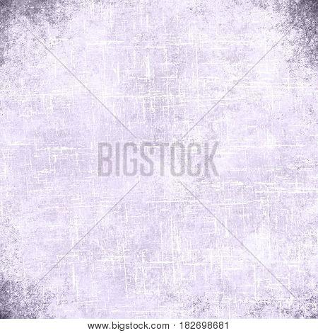 Purple designed grunge background. Vintage abstract texture