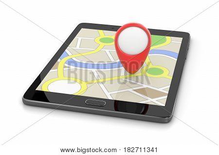 Navigation System App