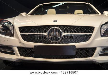 Mercedes-amg S 63 4Matic Presented On Tel-aviv Motor Show