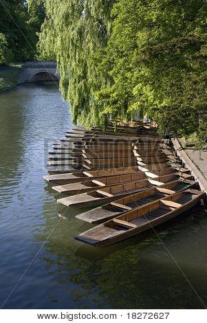 Cambridge Boats