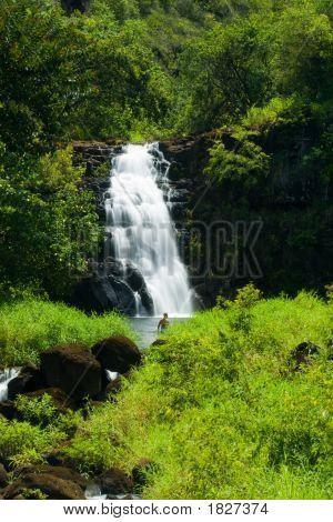 Waimea Wasserfall